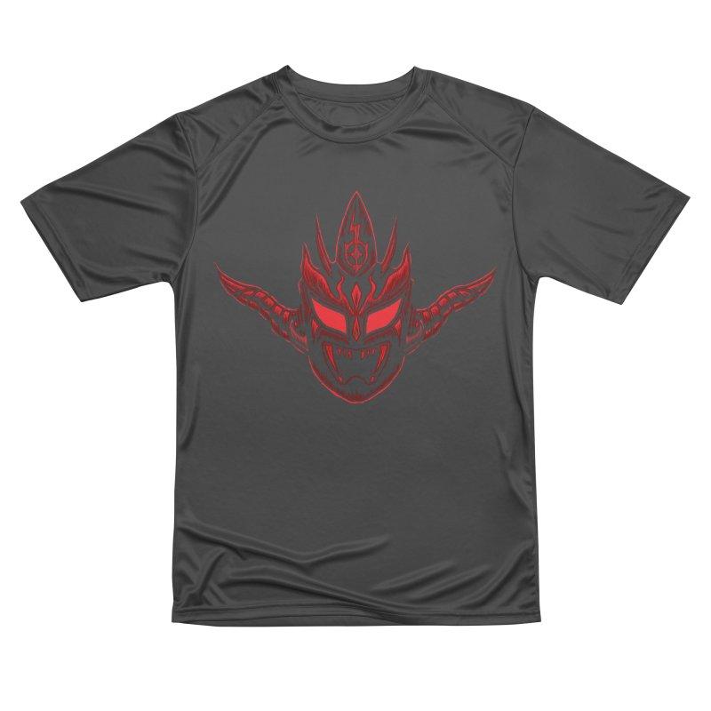 Dark Thunder Women's Performance Unisex T-Shirt by inbrightestday's Artist Shop