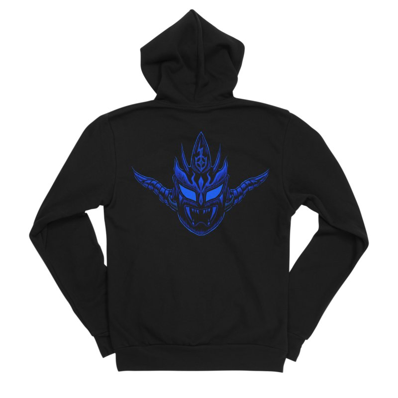 Liger Dark Women's Zip-Up Hoody by inbrightestday's Artist Shop