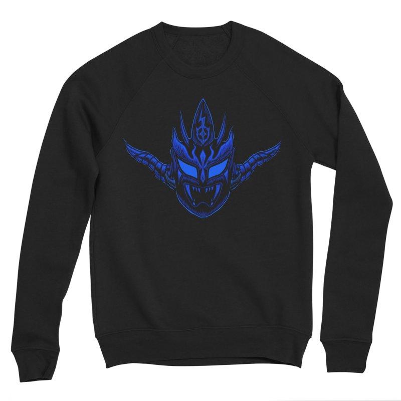 Liger Dark Men's Sponge Fleece Sweatshirt by inbrightestday's Artist Shop