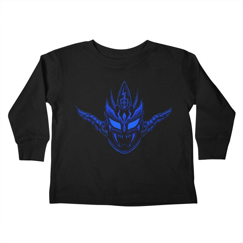 Liger Dark Kids Toddler Longsleeve T-Shirt by inbrightestday's Artist Shop