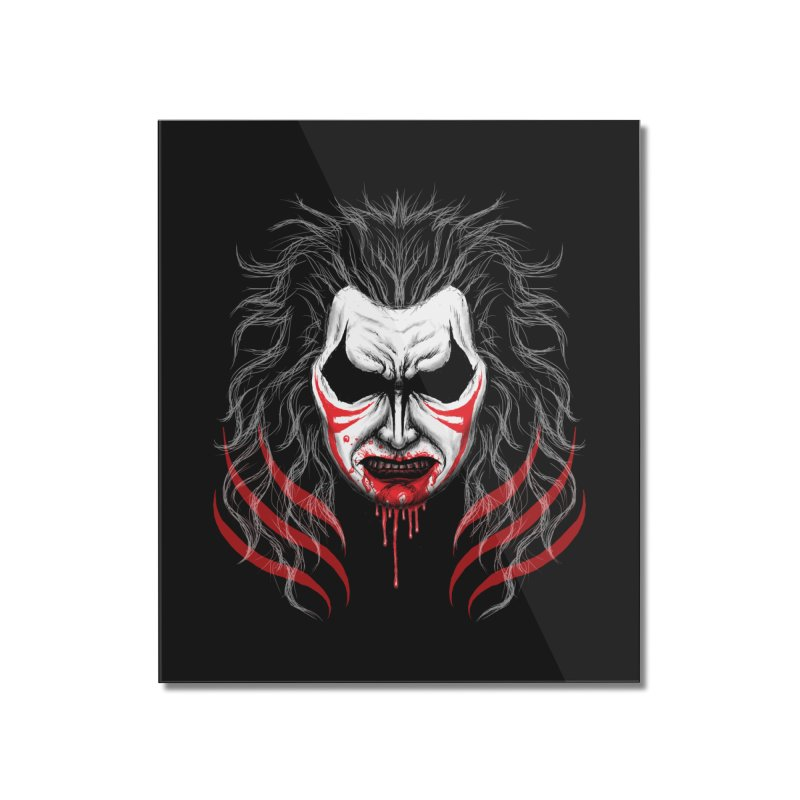 KISHIN Home Mounted Acrylic Print by inbrightestday's Artist Shop