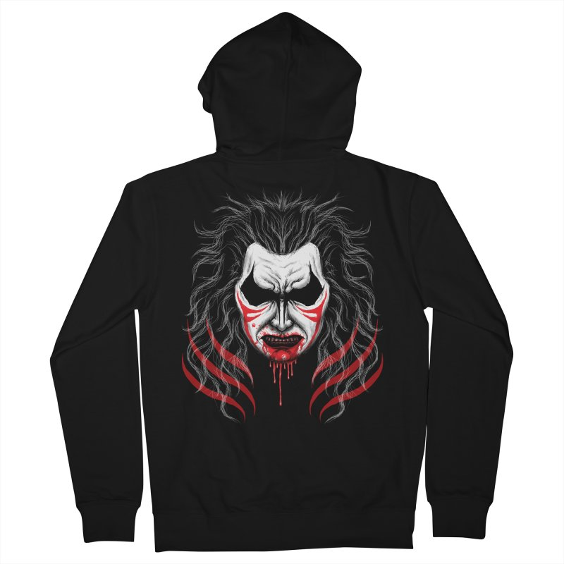 KISHIN Men's French Terry Zip-Up Hoody by inbrightestday's Artist Shop