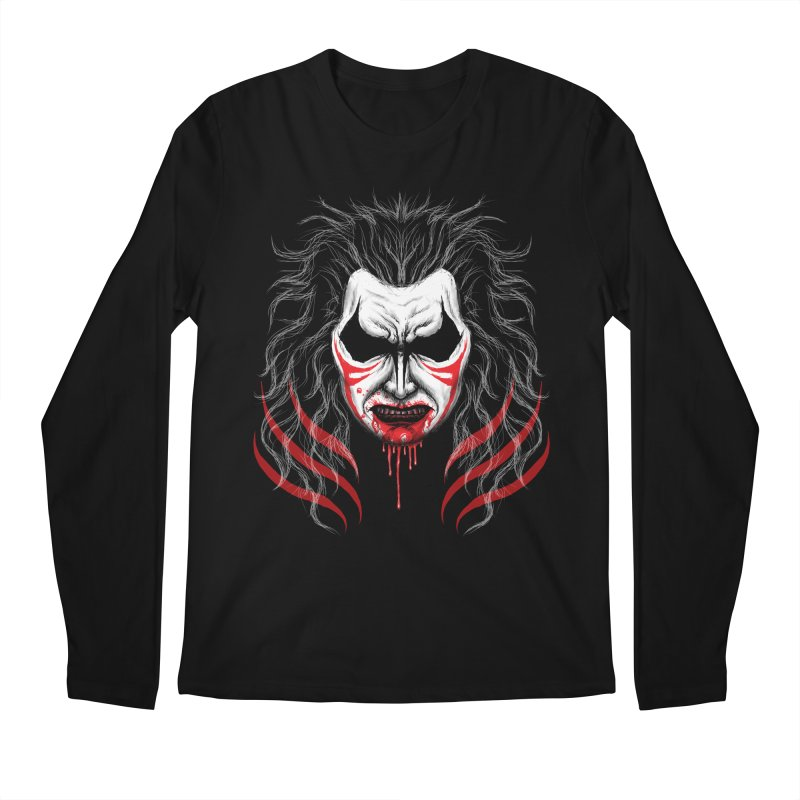 KISHIN Men's Regular Longsleeve T-Shirt by inbrightestday's Artist Shop