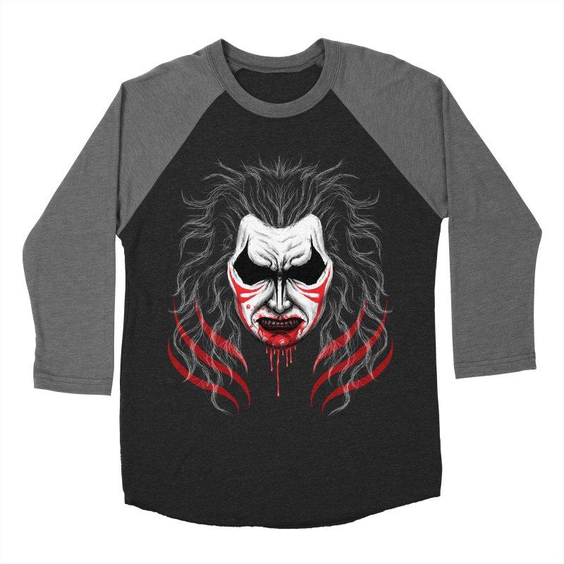 KISHIN Women's Baseball Triblend Longsleeve T-Shirt by inbrightestday's Artist Shop
