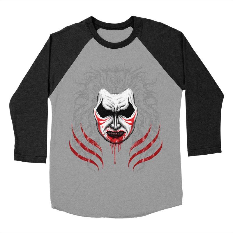 KISHIN Men's Baseball Triblend Longsleeve T-Shirt by inbrightestday's Artist Shop