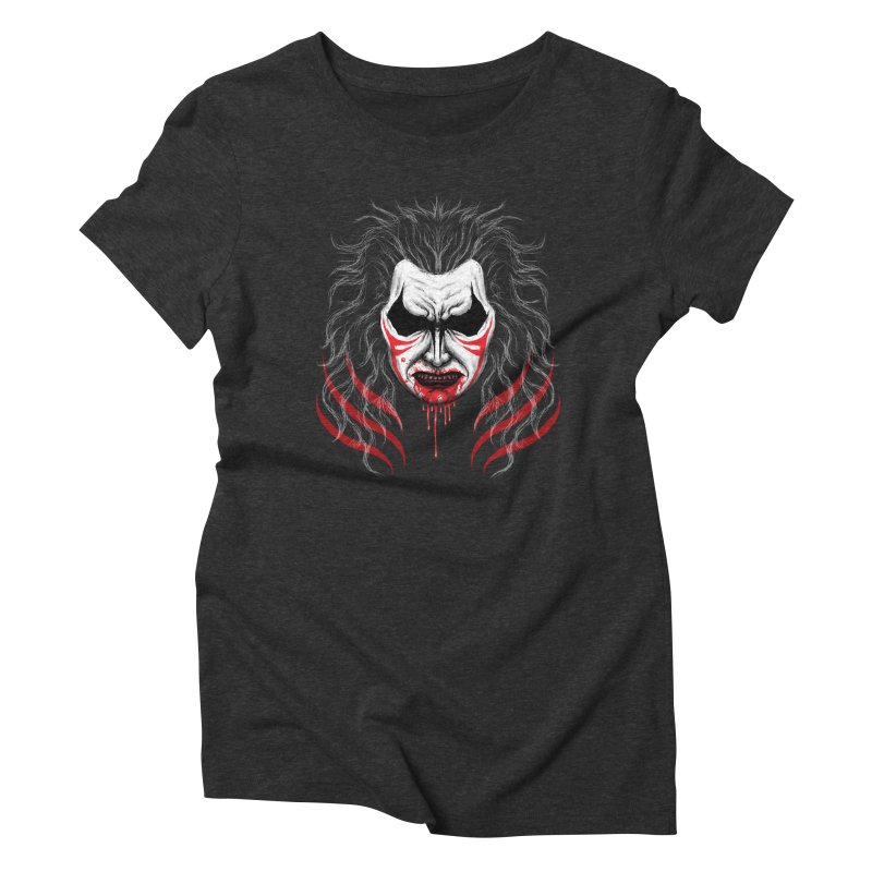 KISHIN Women's Triblend T-Shirt by inbrightestday's Artist Shop