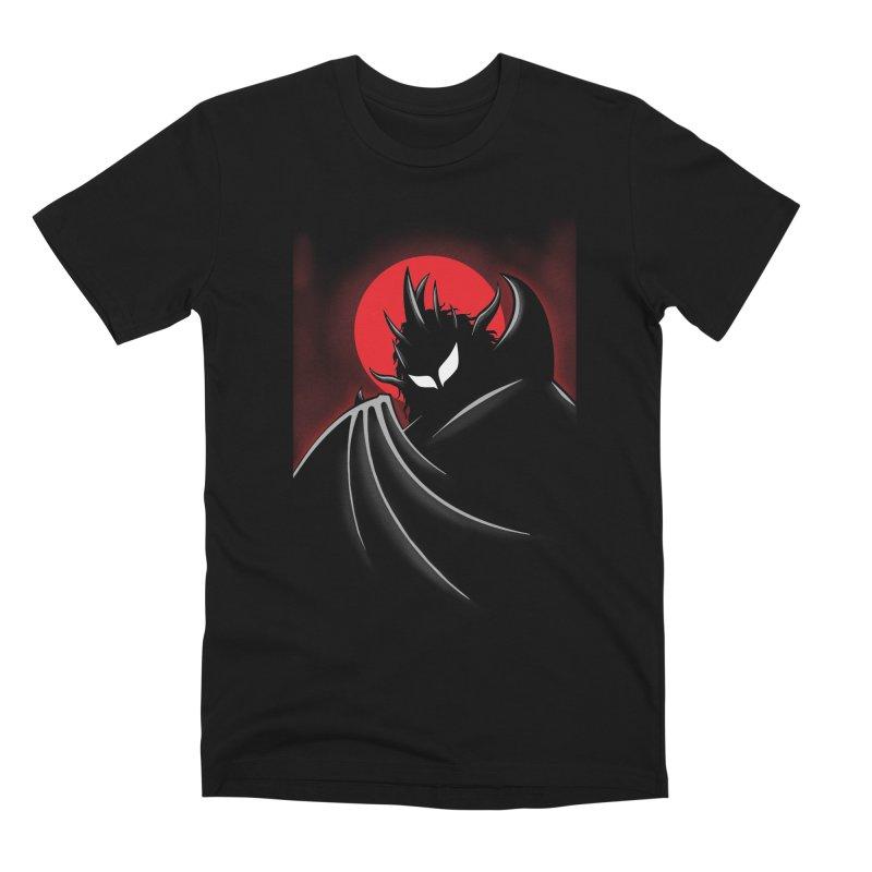 Thunder of the Night Men's Premium T-Shirt by inbrightestday's Artist Shop