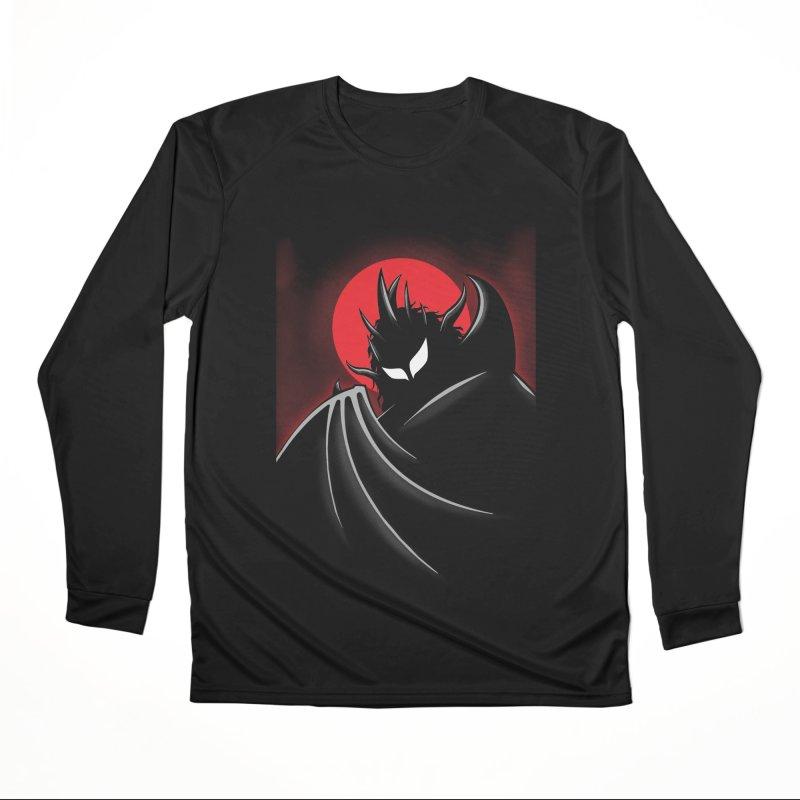 Thunder of the Night Women's Performance Unisex Longsleeve T-Shirt by inbrightestday's Artist Shop