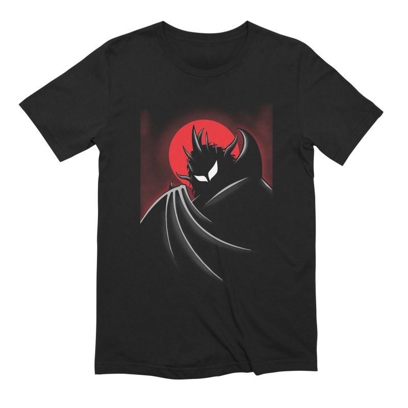 Thunder of the Night Men's Extra Soft T-Shirt by inbrightestday's Artist Shop