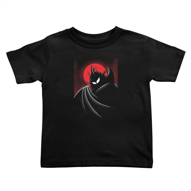 Thunder of the Night Kids Toddler T-Shirt by inbrightestday's Artist Shop