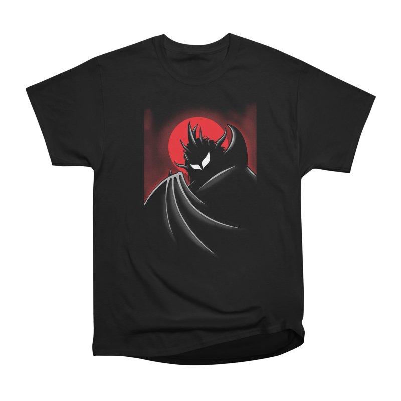 Thunder of the Night Women's Heavyweight Unisex T-Shirt by inbrightestday's Artist Shop