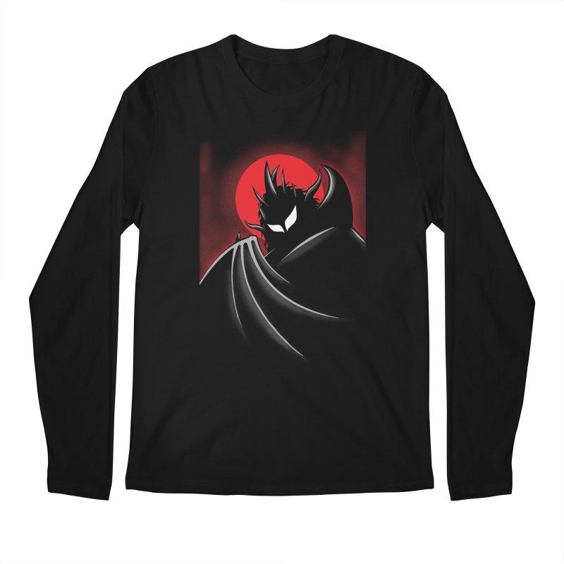 Thunder of the Night Men's Regular Longsleeve T-Shirt by inbrightestday's Artist Shop