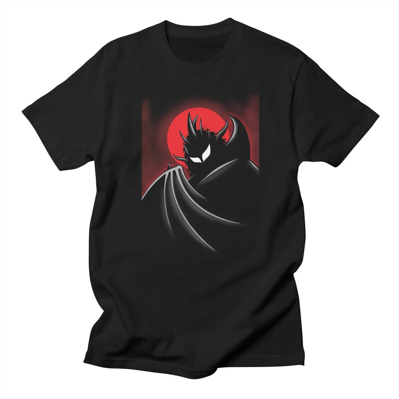 Thunder of the Night Men's T-Shirt by inbrightestday's Artist Shop