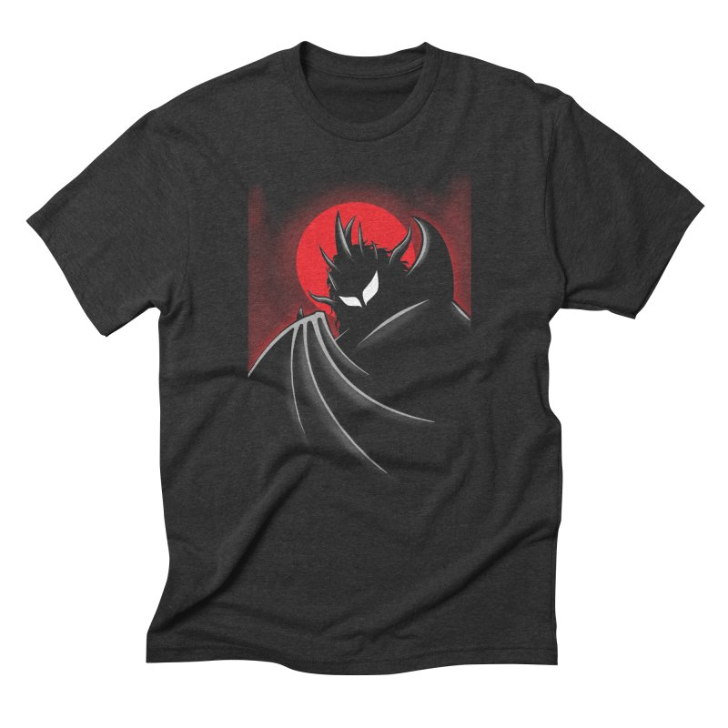 Thunder of the Night Men's Triblend T-Shirt by inbrightestday's Artist Shop