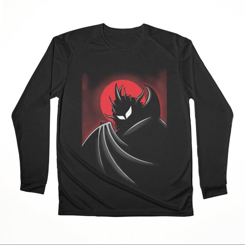 Thunder of the Night Women's Longsleeve T-Shirt by inbrightestday's Artist Shop