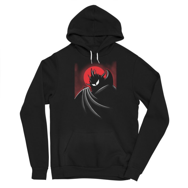 Thunder of the Night Men's Pullover Hoody by inbrightestday's Artist Shop