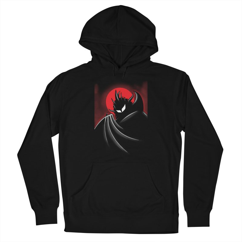 Thunder of the Night Women's Pullover Hoody by inbrightestday's Artist Shop