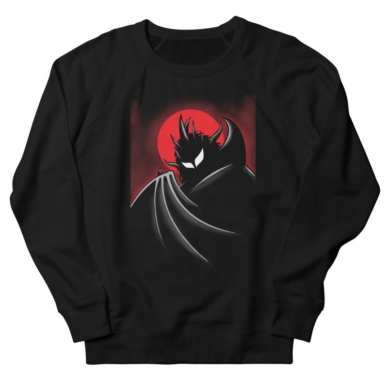 Thunder of the Night Women's Sweatshirt by inbrightestday's Artist Shop