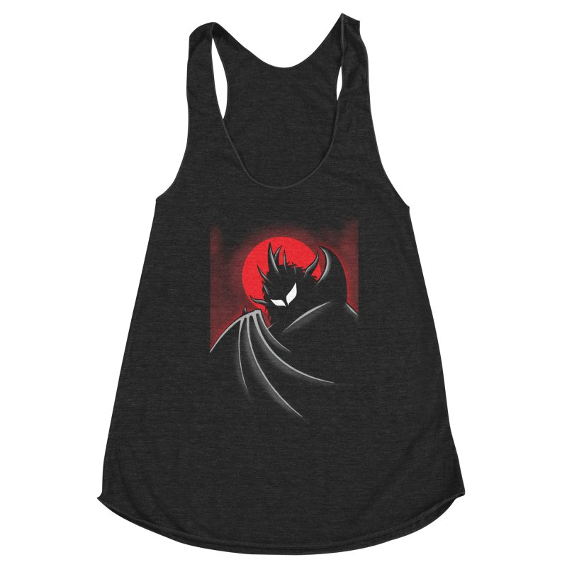 Thunder of the Night Women's Tank by inbrightestday's Artist Shop