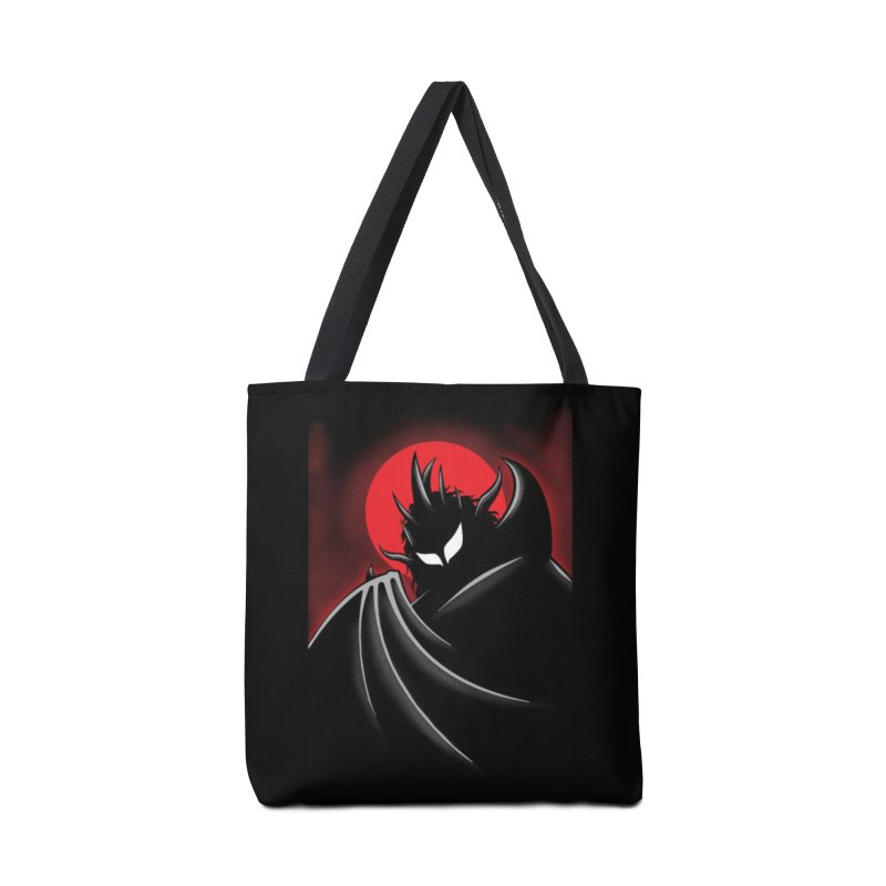 Thunder of the Night Accessories Bag by inbrightestday's Artist Shop