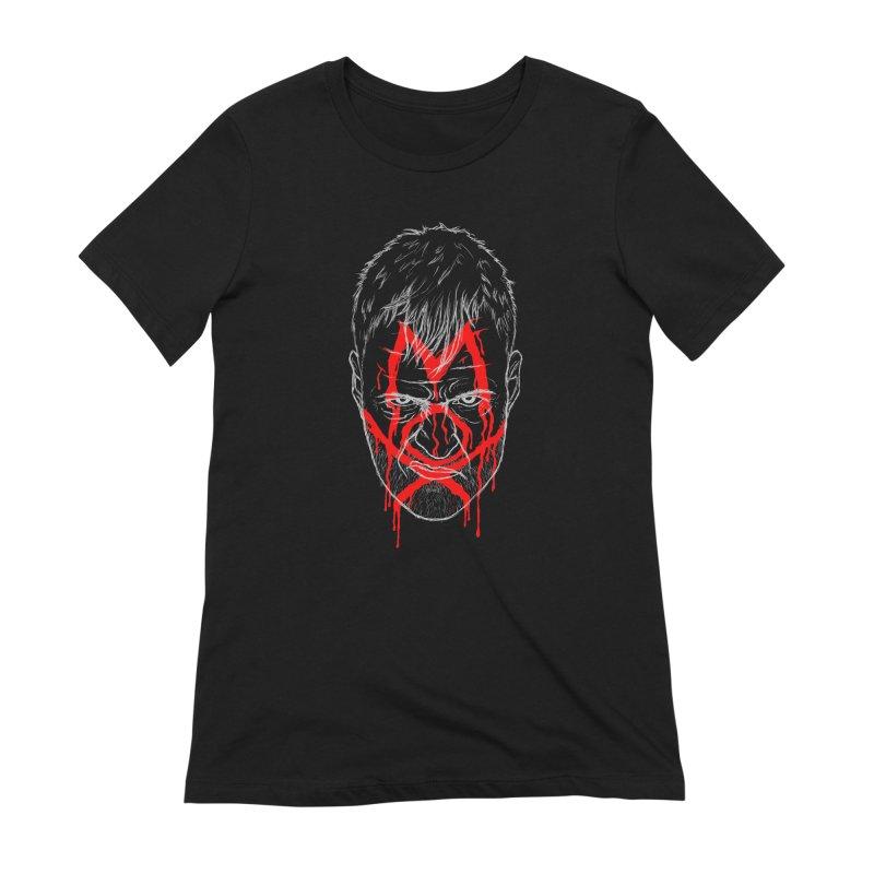 Bad Blood Women's Extra Soft T-Shirt by inbrightestday's Artist Shop