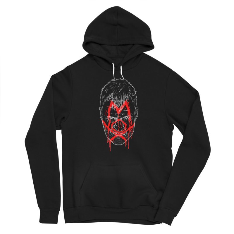 Bad Blood Women's Pullover Hoody by inbrightestday's Artist Shop