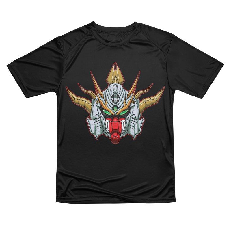 Mechanical Liger Men's T-Shirt by inbrightestday's Artist Shop