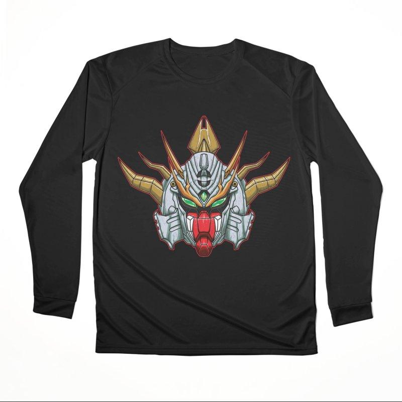 Mechanical Liger Women's Longsleeve T-Shirt by inbrightestday's Artist Shop