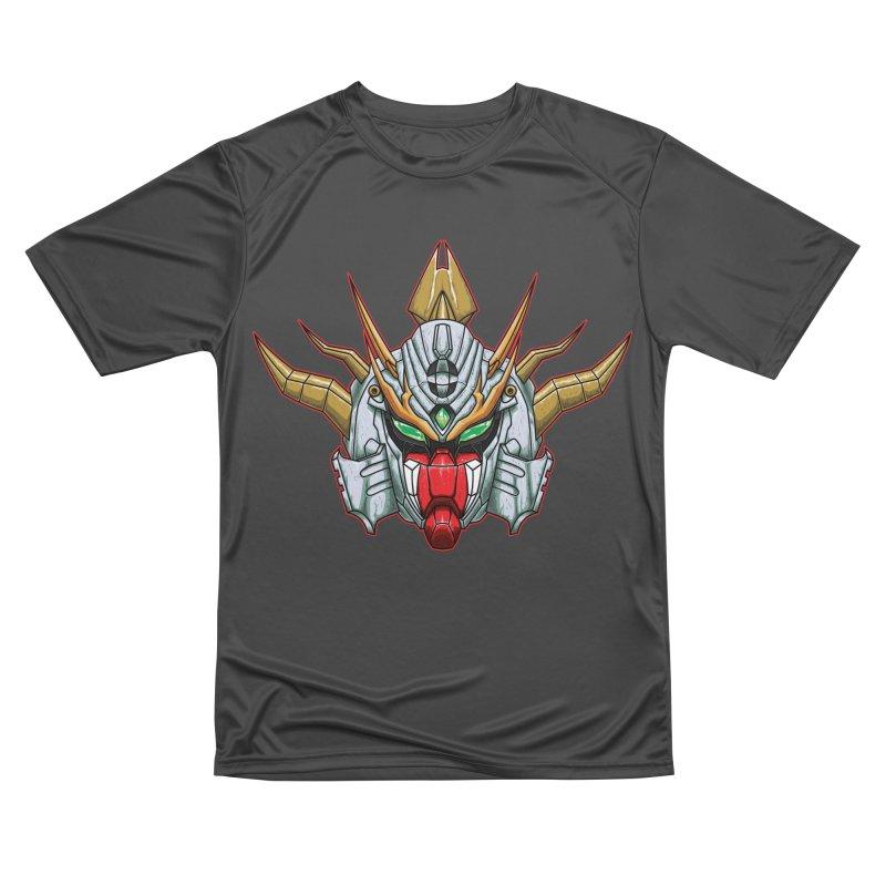 Mechanical Liger Women's Performance Unisex T-Shirt by inbrightestday's Artist Shop