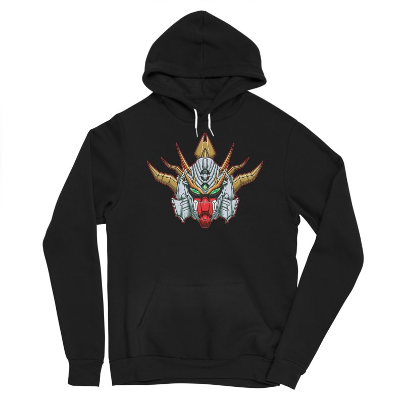 Mechanical Liger Men's Pullover Hoody by inbrightestday's Artist Shop