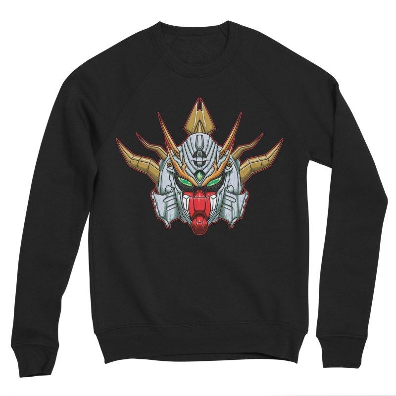 Mechanical Liger Men's Sweatshirt by inbrightestday's Artist Shop