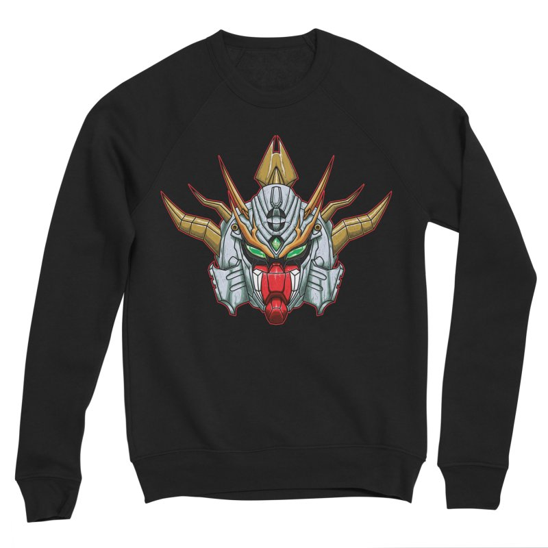 Mechanical Liger Women's Sweatshirt by inbrightestday's Artist Shop