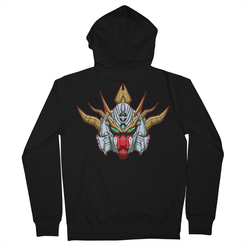 Mechanical Liger Women's Zip-Up Hoody by inbrightestday's Artist Shop