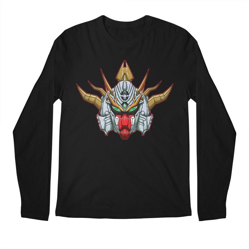 Mechanical Liger Men's Longsleeve T-Shirt by inbrightestday's Artist Shop