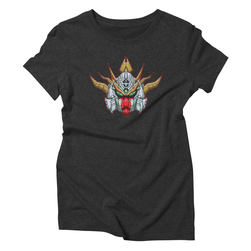 Mechanical Liger Women's Triblend T-Shirt by inbrightestday's Artist Shop