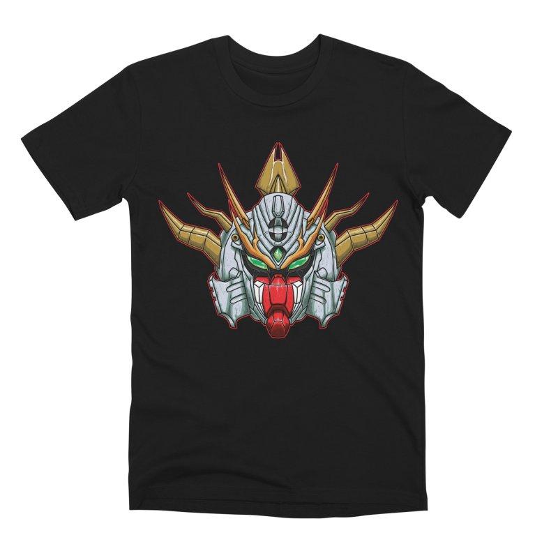 Mechanical Liger Men's Premium T-Shirt by inbrightestday's Artist Shop