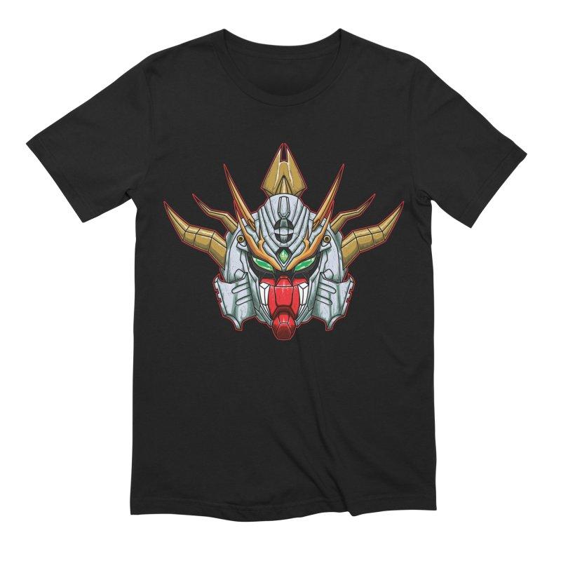 Mechanical Liger Men's Extra Soft T-Shirt by inbrightestday's Artist Shop