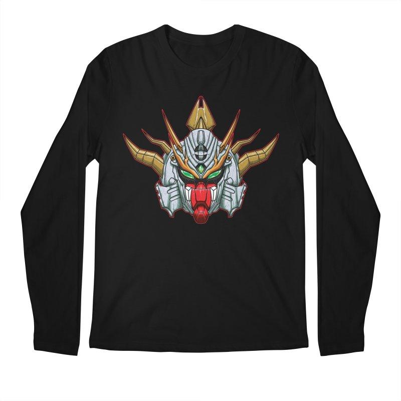 Mechanical Liger Men's Regular Longsleeve T-Shirt by inbrightestday's Artist Shop