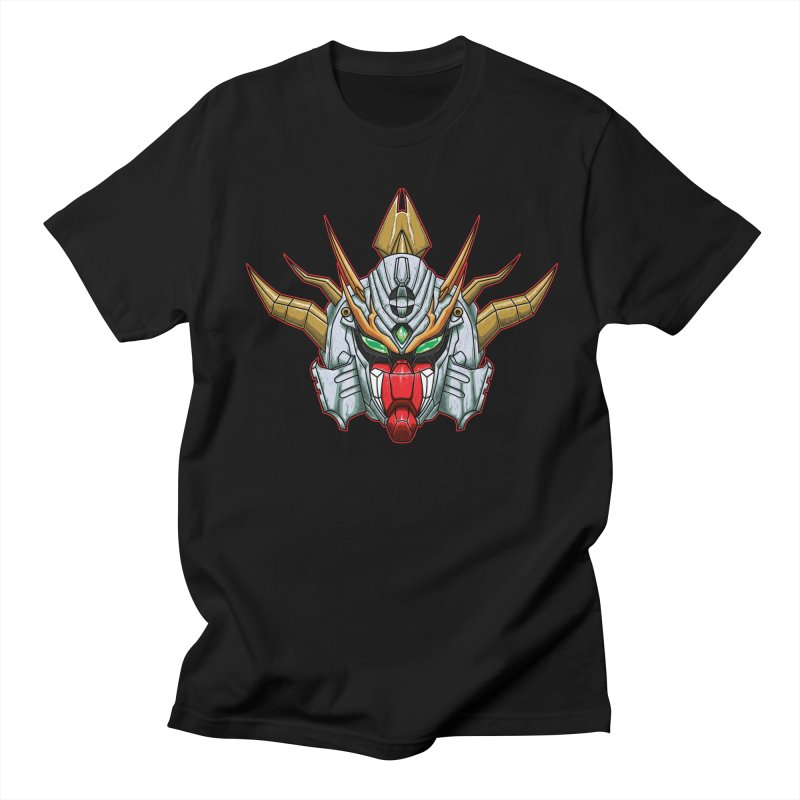Mechanical Liger Men's Regular T-Shirt by inbrightestday's Artist Shop