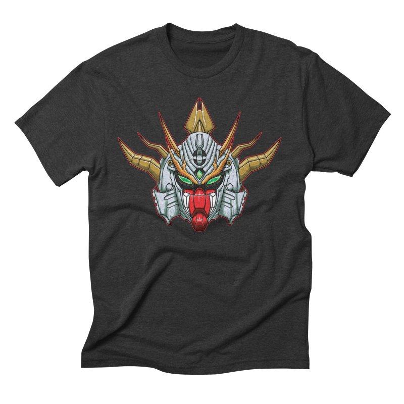 Mechanical Liger Men's Triblend T-Shirt by inbrightestday's Artist Shop
