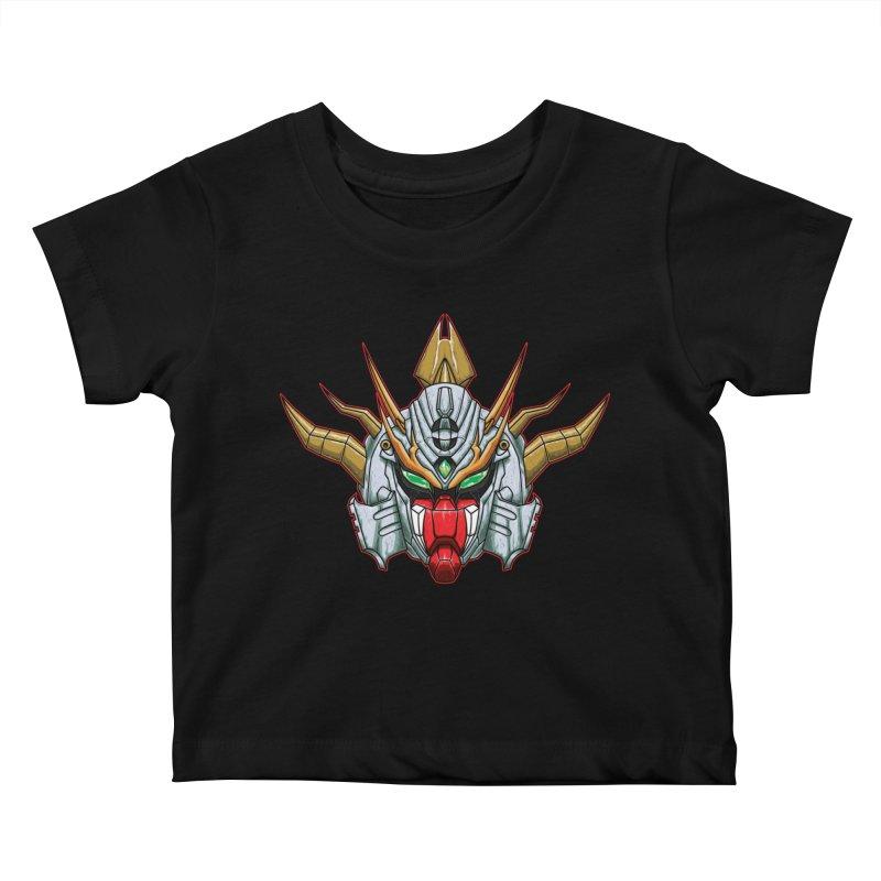 Mechanical Liger Kids Baby T-Shirt by inbrightestday's Artist Shop