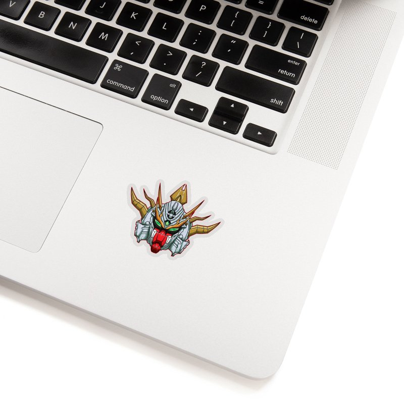 Mechanical Liger Accessories Sticker by inbrightestday's Artist Shop