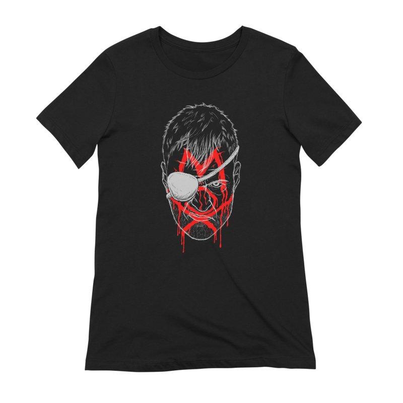 Evil Eye Women's Extra Soft T-Shirt by inbrightestday's Artist Shop