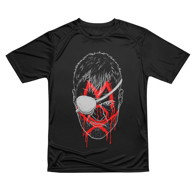 Evil Eye Women's Performance Unisex T-Shirt by inbrightestday's Artist Shop