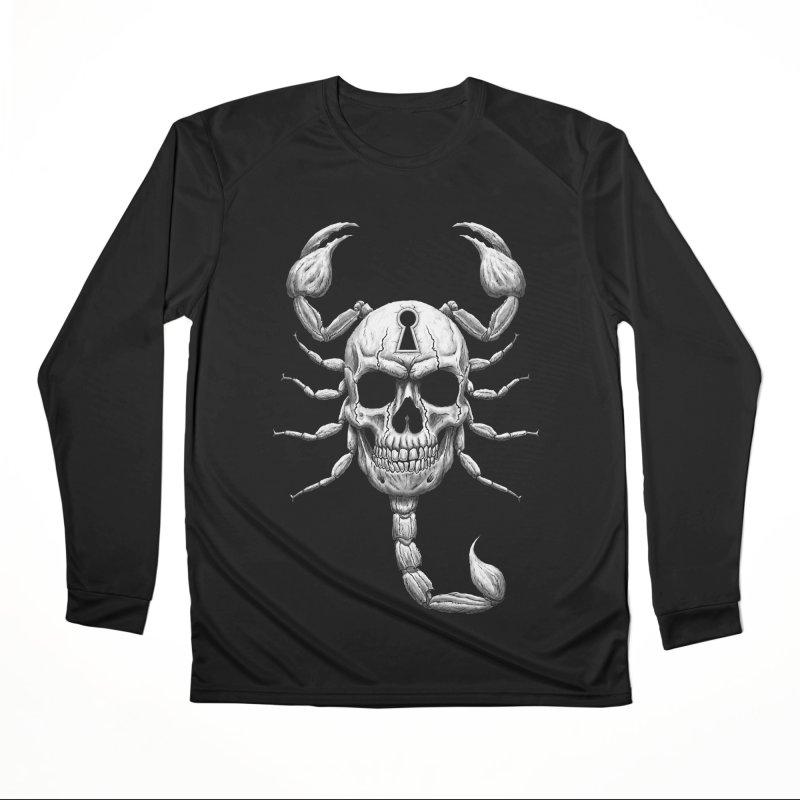Death Lock Women's Longsleeve T-Shirt by inbrightestday's Artist Shop