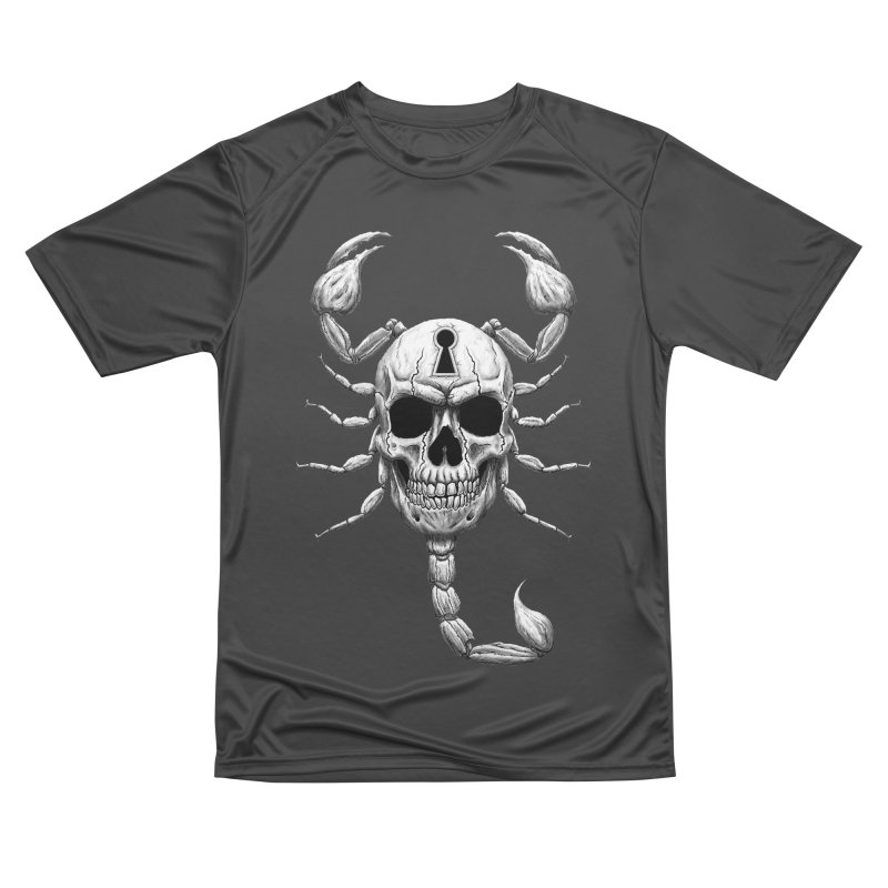 Death Lock Men's Performance T-Shirt by inbrightestday's Artist Shop