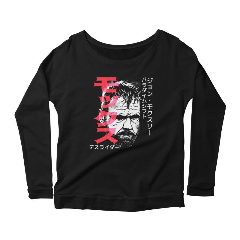 Unscripted Women's Scoop Neck Longsleeve T-Shirt by inbrightestday's Artist Shop