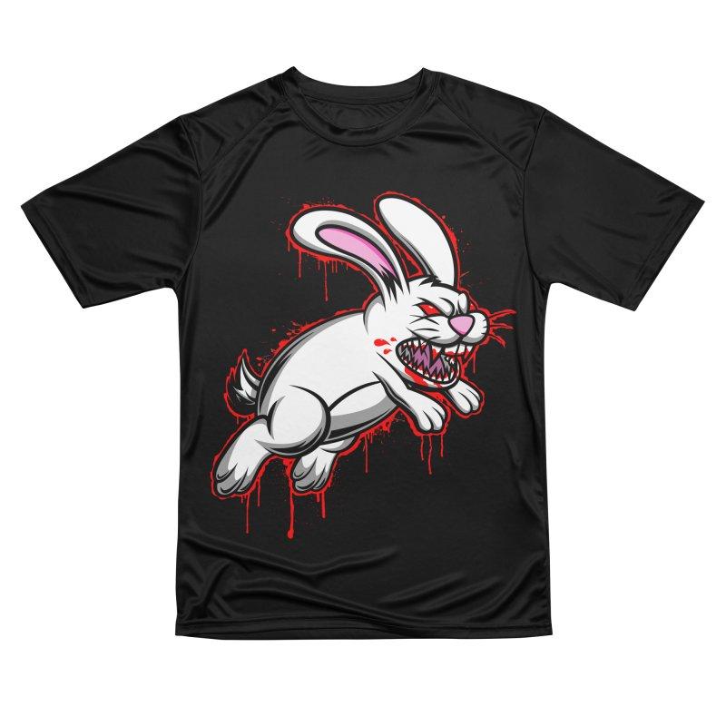 BLOODY RUN AWAY!!! Women's Performance Unisex T-Shirt by inbrightestday's Artist Shop
