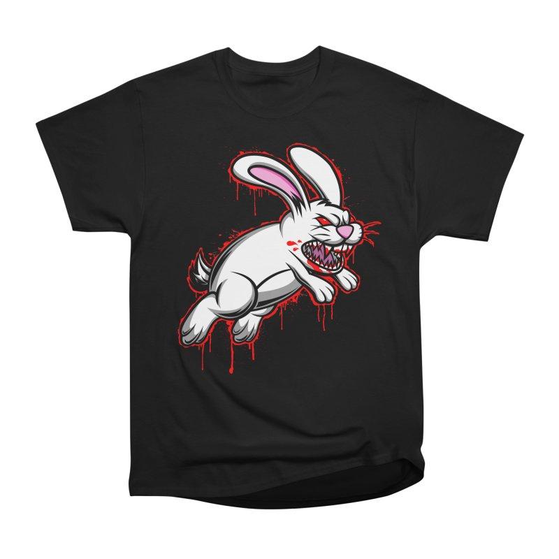 BLOODY RUN AWAY!!! Women's Heavyweight Unisex T-Shirt by inbrightestday's Artist Shop
