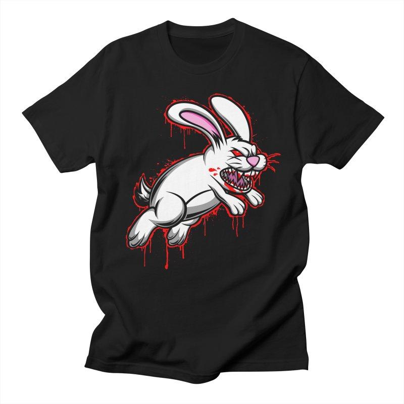 BLOODY RUN AWAY!!! Men's Regular T-Shirt by inbrightestday's Artist Shop